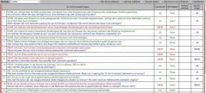 Lean Recruting Anforderungs-Check für Lehrperson